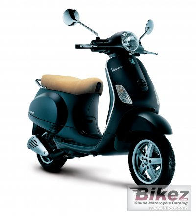 2006 vespa lx 125cc 4t specifications and pictures. Black Bedroom Furniture Sets. Home Design Ideas