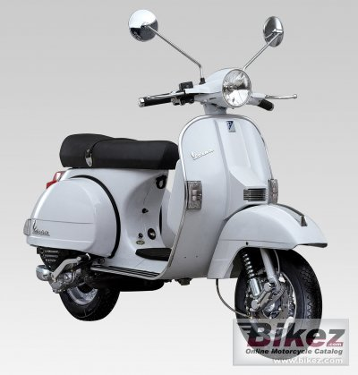 2006 vespa px 125 specifications and pictures. Black Bedroom Furniture Sets. Home Design Ideas