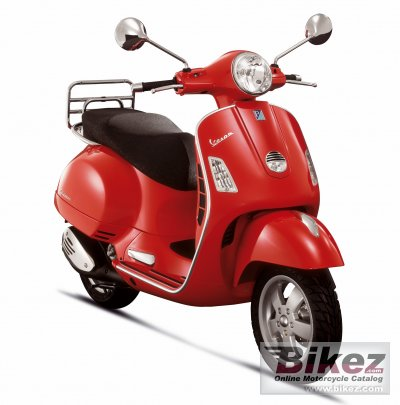 2007 Vespa GTS250ie photo