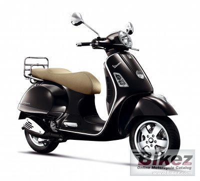 2007 Vespa GTS250 i.e ABS photo