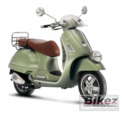 2007 Vespa GTV 250 ie photo