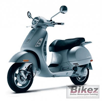 2007 vespa gt 200 specifications and pictures. Black Bedroom Furniture Sets. Home Design Ideas