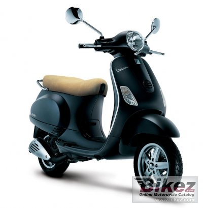 2007 vespa lx50 4t specifications and pictures. Black Bedroom Furniture Sets. Home Design Ideas