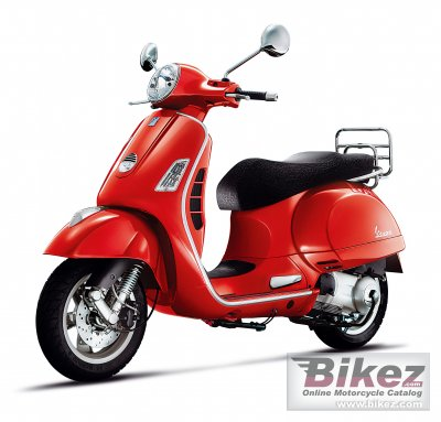 2008 Vespa Gts 250 Specifications And Pictures