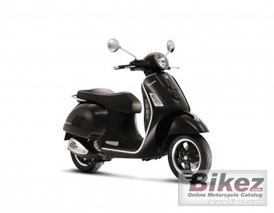 2009 Vespa GTS 300 Super photo