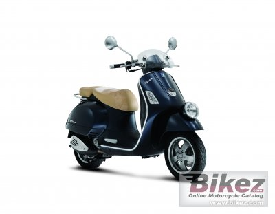 2009 Vespa GT Navy 250 photo