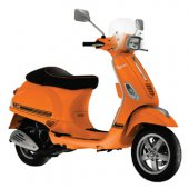 2009 Vespa Zafferano 125 photo