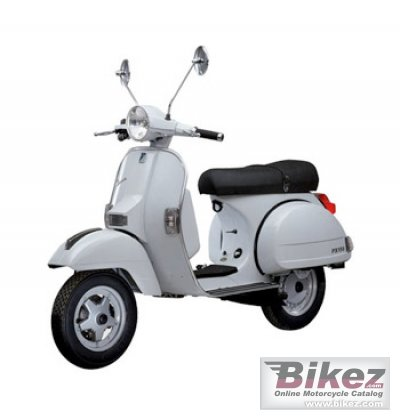 2009 Vespa PX 125 photo