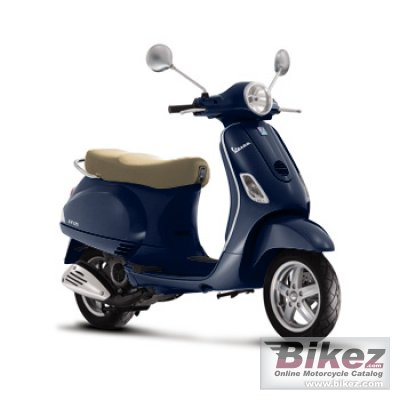 2009 vespa lx 150 specifications and pictures