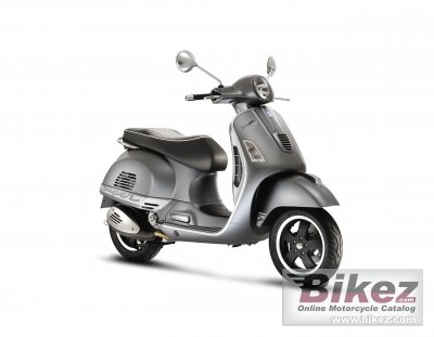 2010 Vespa GTS SuperSport