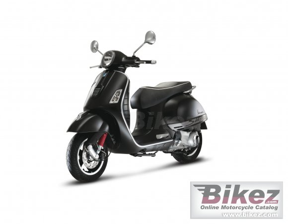2011 Vespa GTS 300 Super photo