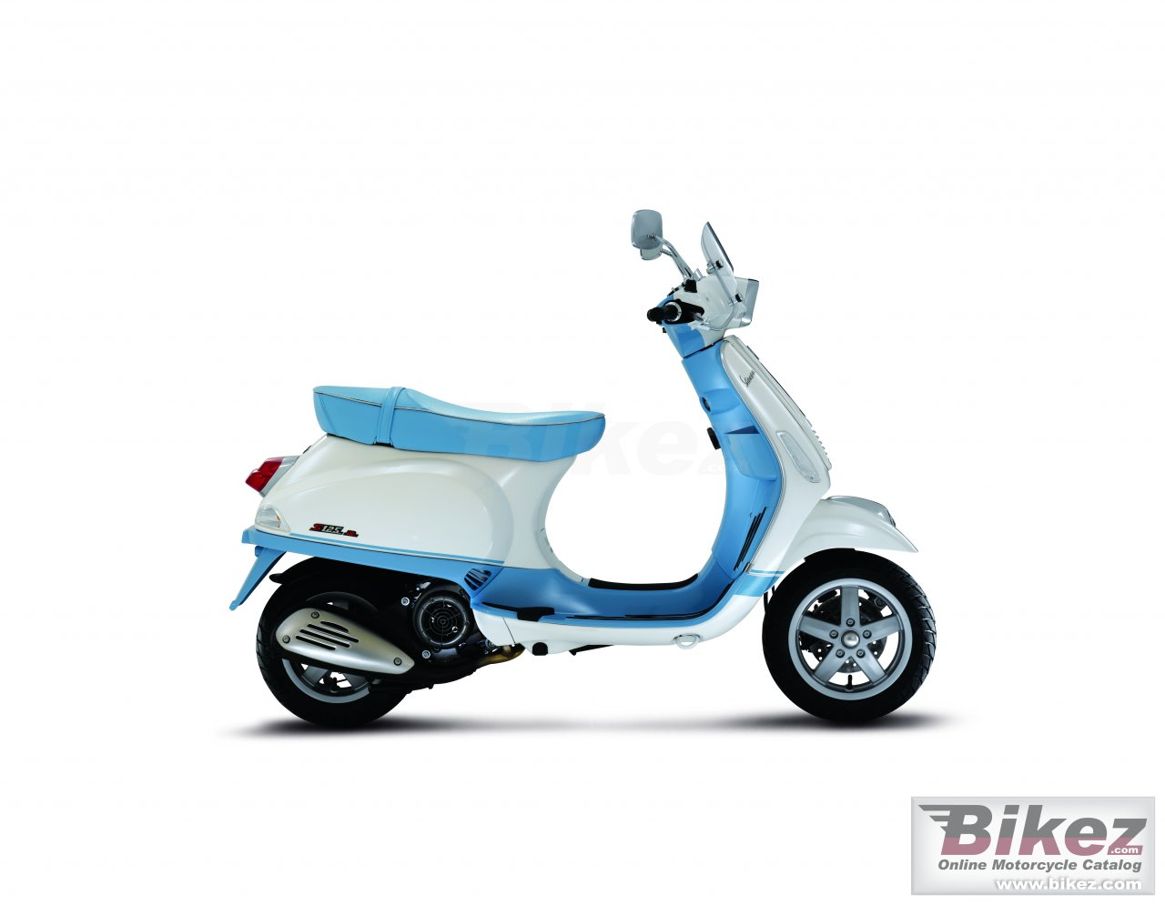 Big Vespa s 125 picture and wallpaper from Bikez.com