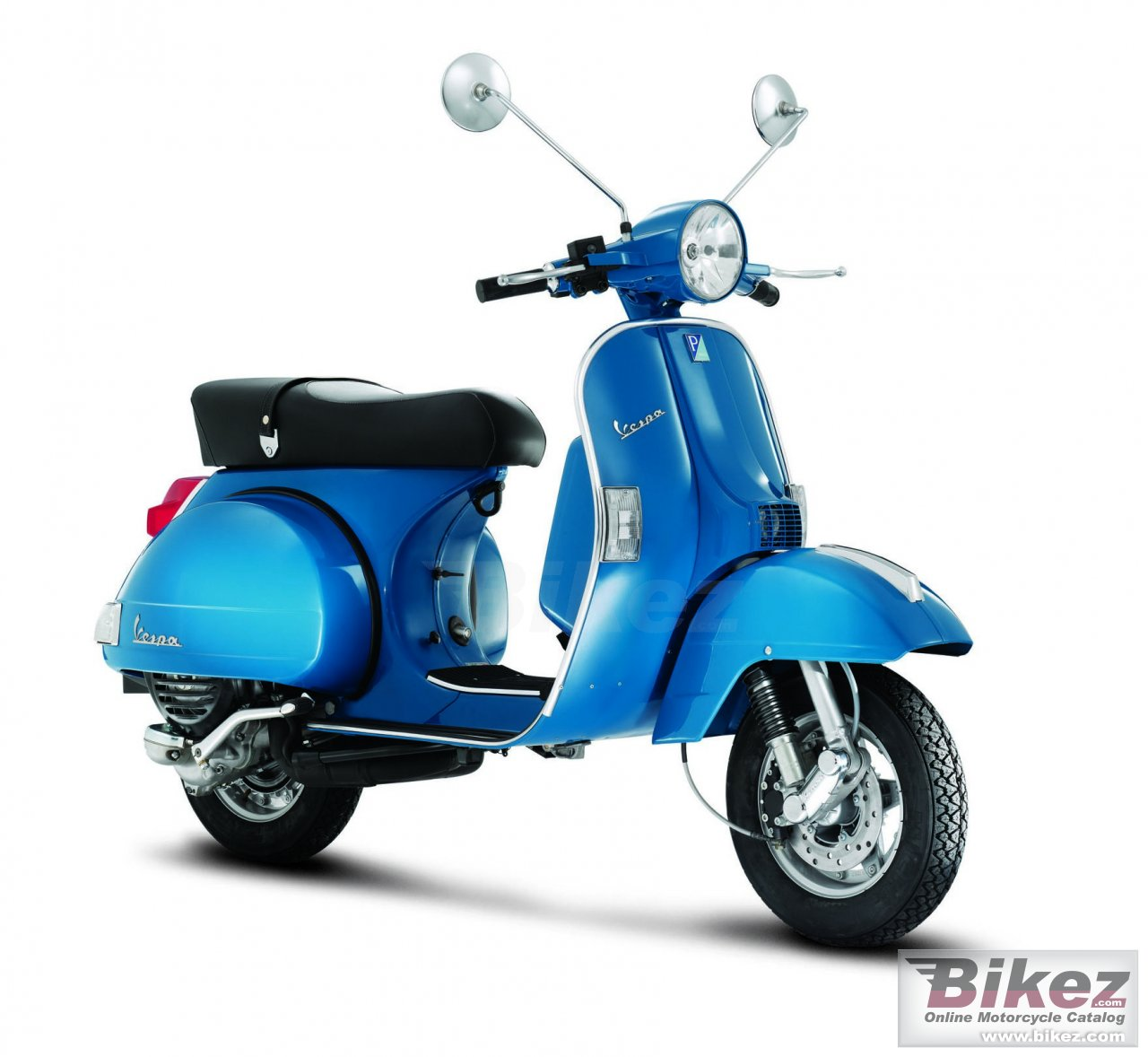 Big Vespa px 150 picture and wallpaper from Bikez.com