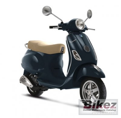 2011 vespa lx 150 i.e. specifications and pictures