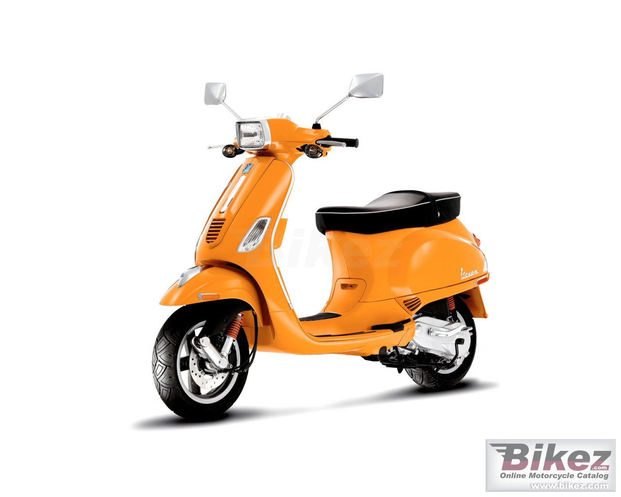 Big Vespa s 150 i.e. picture and wallpaper from Bikez.com