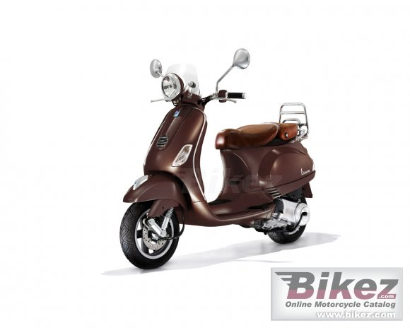 2012 Vespa LXV 150 i.e. photo