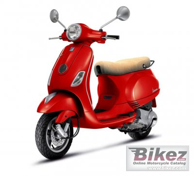 2012 vespa lx 150 i.e. specifications and pictures
