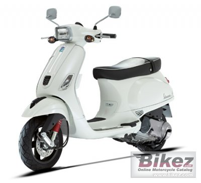 2013 Vespa S 150 ie. photo