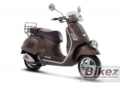 2013 Vespa GTV 300 IE photo