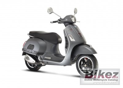 2015 Vespa GTS SuperSport