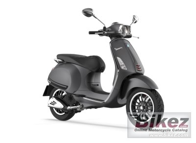 2016 Vespa Sprint 150