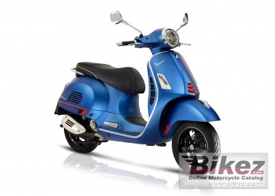 2019 Vespa GTS 300 SuperSport