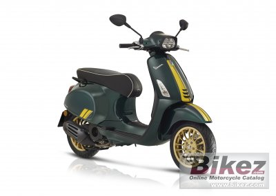 2020 Vespa Sprint Racing Sixties