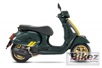 2021 Vespa GTS Super 125 Racing Sixties
