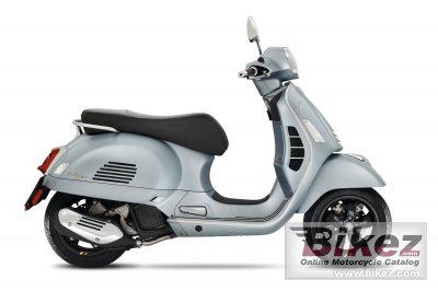 2021 Vespa GTS Super 125 Tech
