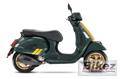2021 Vespa GTS Super 300 Racing Sixties
