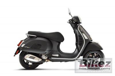 2021 Vespa GTS Super 300 Tech