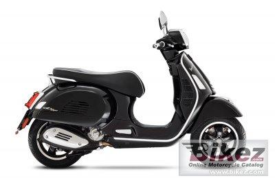 2021 Vespa GTS Super 300