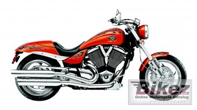 2006 Victory Victory Hammer photo