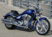 2006 Victory Ness Signature Series Jackpot photo