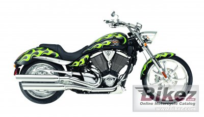 2007 Victory Ness Signature Series photo