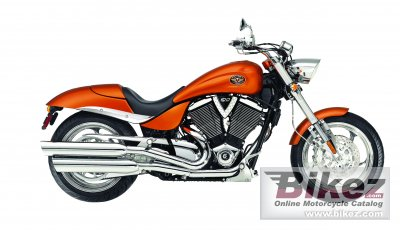 2007 Victory Hammer photo