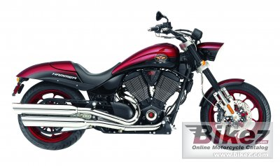 2007 Victory Hammer S photo