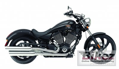 2007 Victory Vegas 8-Ball specifications and pictures