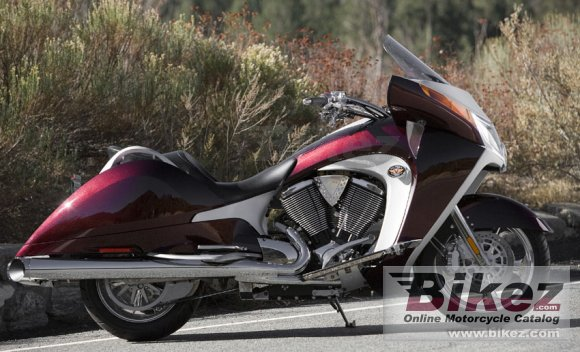 2008 Victory Vision Street