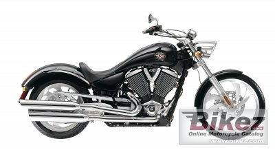 2008 Victory Vegas Low photo