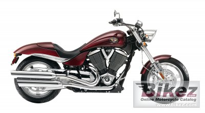 2008 Victory Hammer photo