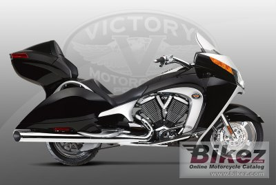 2009 Victory Vision Tour Comfort photo