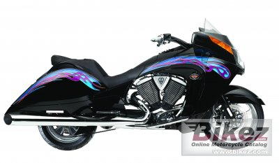 2009 Victory Arlen Ness Victory Vision Specifications And Pictures