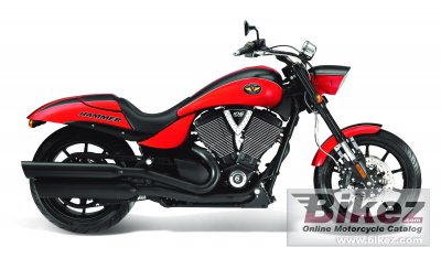 2011 Victory Hammer S photo