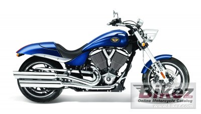 2011 Victory Hammer