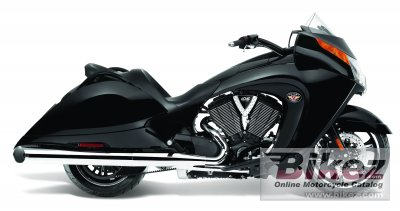 2011 Victory Vision 8 Ball