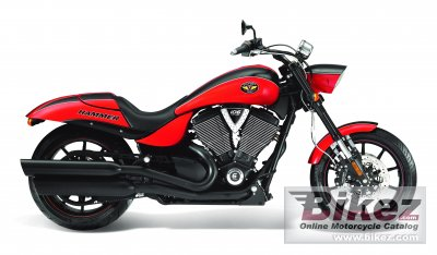 2012 Victory Hammer S photo