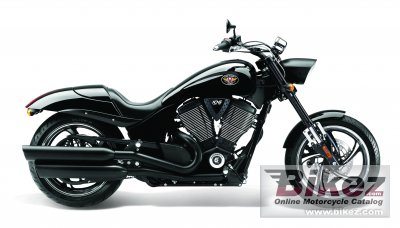 2012 Victory Hammer 8 Ball photo