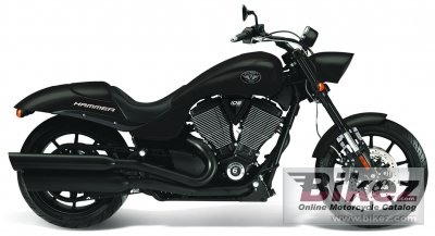 2012 Victory Hammer S 106 photo