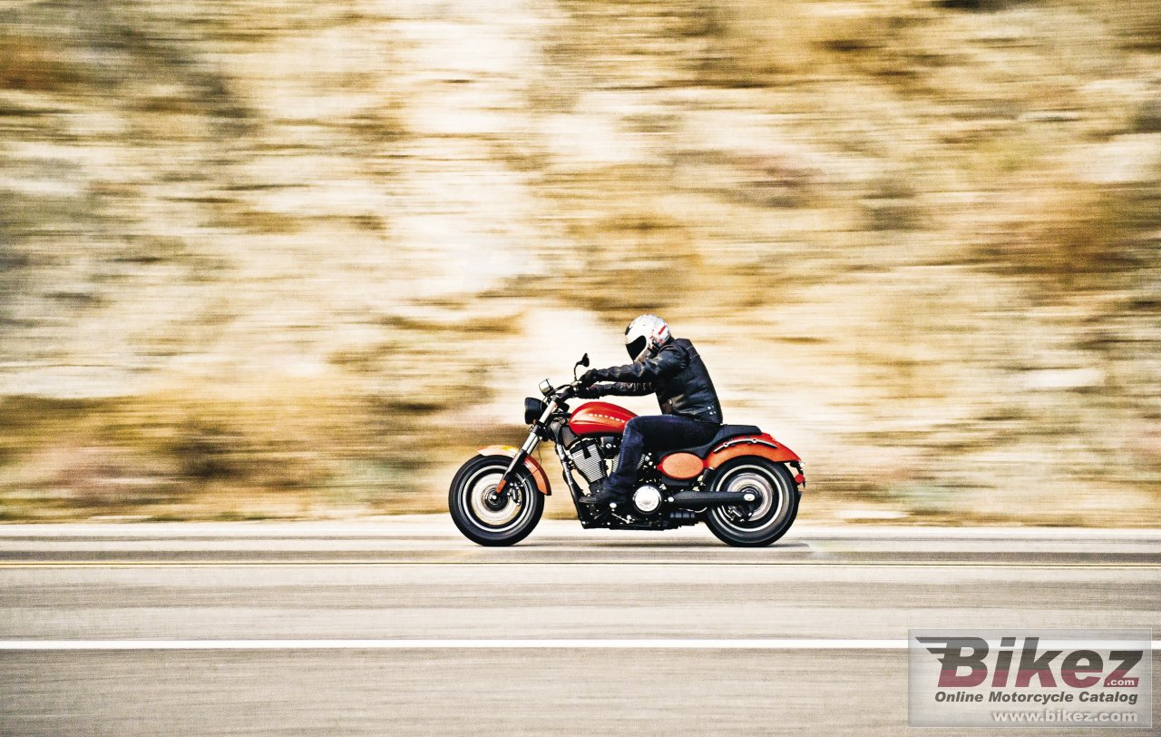 Big Victory judge picture and wallpaper from Bikez.com